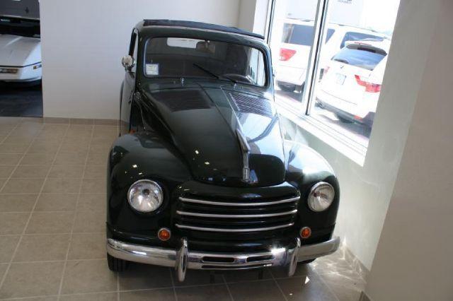 1949 Fiat topolino L