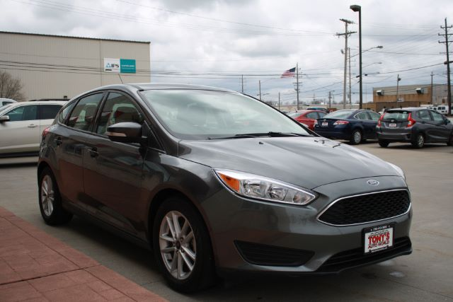 2017 Ford Focus SE Hatch in Cleveland