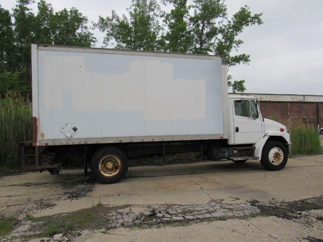1997 Freightliner FL70 BOX TRUCK in Cleveland