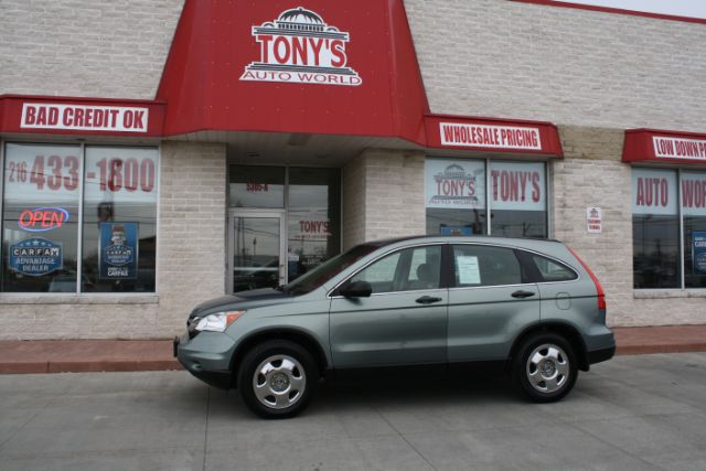 2010-Honda-CR-V-LX 4WD 5-Speed AT-Parma-Ohio