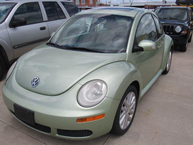 2008 Volkswagen New Beetle S PZEV