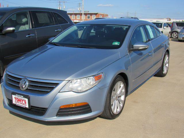 2011 Volkswagen CC Sport PZEV