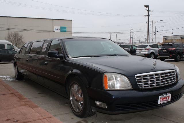 2004 Cadillac Krystal Koach Base FWD