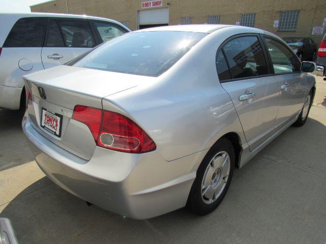 2006 Honda Civic EX Sedan AT with Navigation in Cleveland