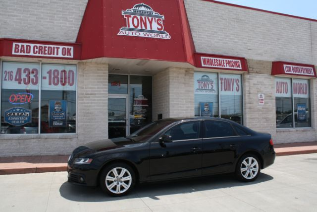 2010-Audi-A4-2.0 T Sedan FrontTrak Multitronic-Parma-Ohio