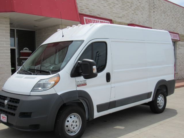 2016 RAM Promaster 2500 High Roof Tradesman 136-in. WB in Cleveland
