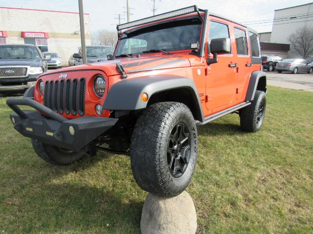 2015 Jeep Wrangler Unlimited Sport 4WD in Cleveland