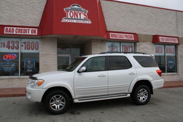 2007-Toyota-Sequoia-Limited 4WD-Parma-Ohio