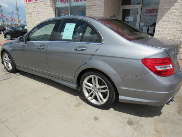 2013 Mercedes-Benz C-Class C300 4MATIC Sport Sedan in Cleveland