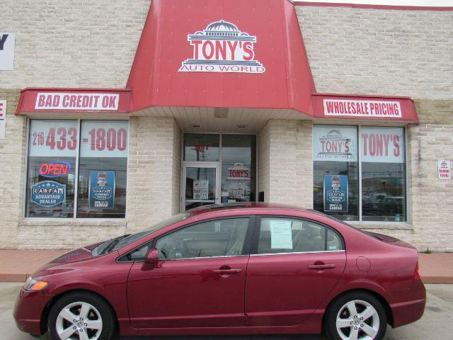 2006 Honda Civic EX Sedan AT in Cleveland