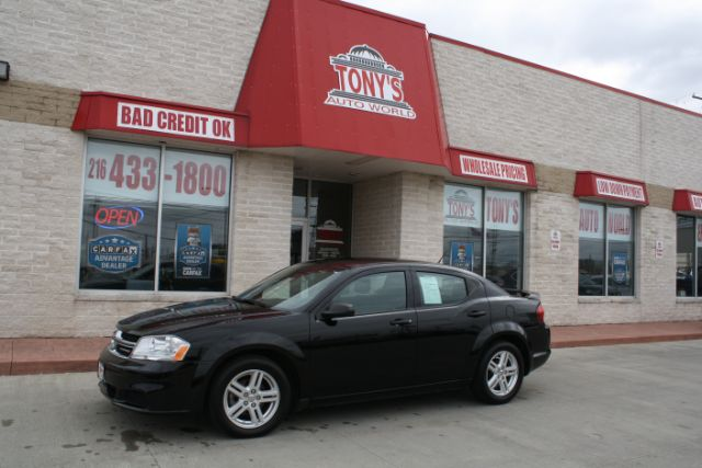2014-Dodge-Avenger-SE-Parma-Ohio