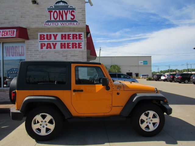 2012 Jeep Wrangler Sport 4WD in Cleveland