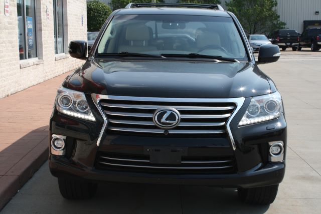 2014 Lexus LX 570 Sport Utility | For sale at Tony's Auto World