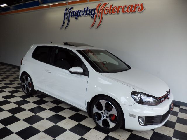 2011 VOLKSWAGEN GTI 20T COUPE PZEV 58k miles Here is a clean great running trade that has just a