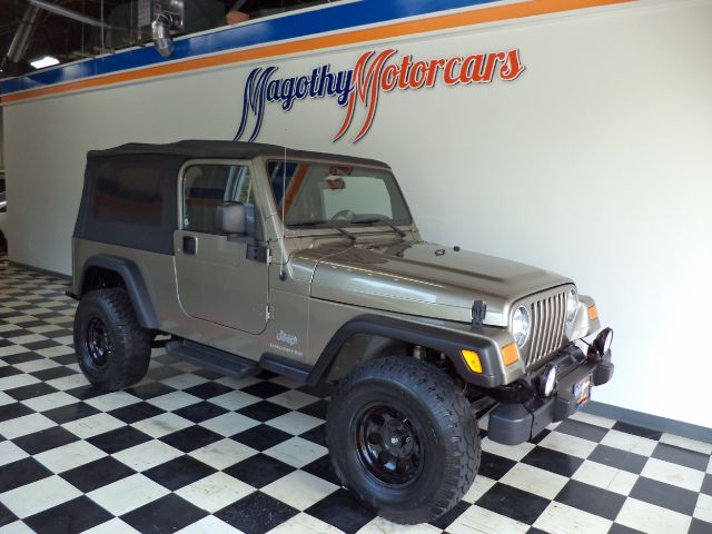 2004 JEEP WRANGLER SPORT UNLIMITED 90k miles Here is a great running 2 owner new jeep trade in th