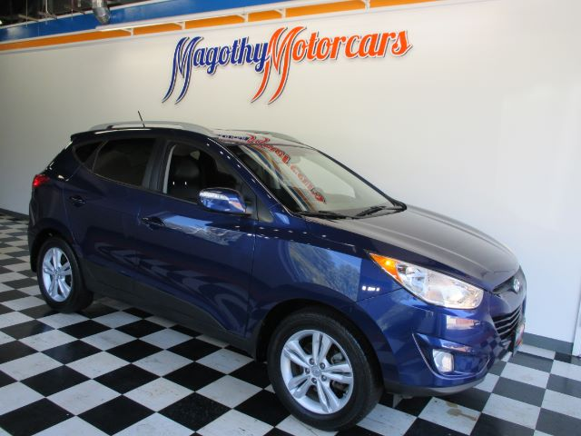 2013 HYUNDAI TUCSON GLS 2WD 56k miles Here is a great running new BMW trade in that has just arri