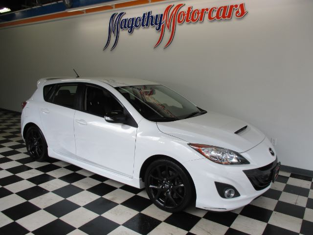 2012 MAZDA MAZDA3 SPEED 3 51k miles Here is a great running Mazda Speed3 that just arrived This