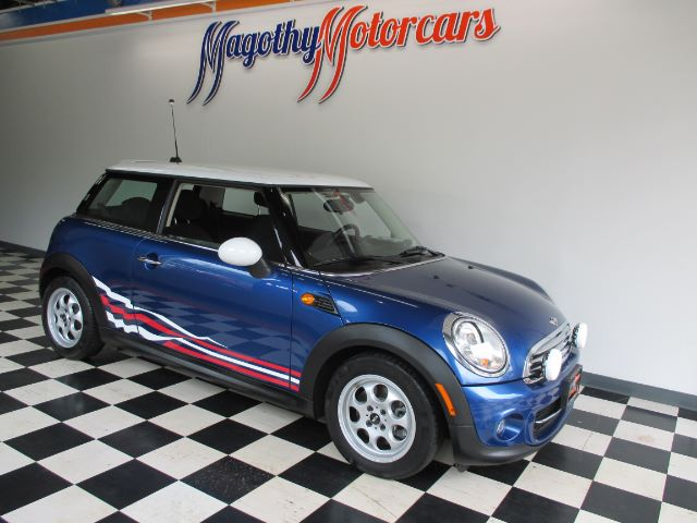 2012 MINI COOPER BASE 23k miles Here is a super clean low mileage one owner local new mini trad