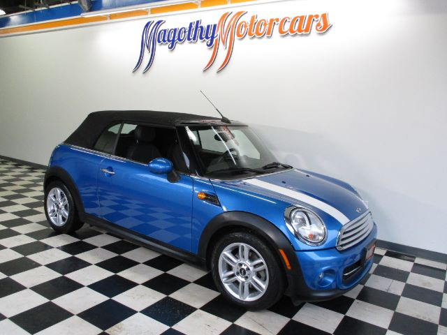 2011 MINI COOPER CONVERTIBLE 37k miles Here is a very clean one owner garage kept Mini that has