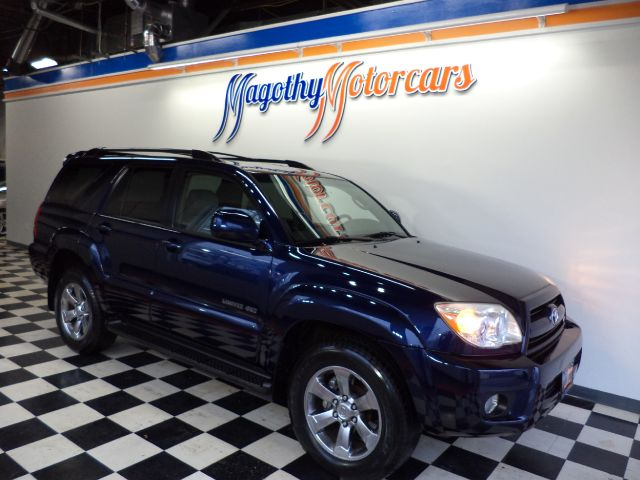 2006 TOYOTA 4RUNNER LIMITED 4WD V8 115k miles Here is a very nice ONE OWNER dealer serviced new