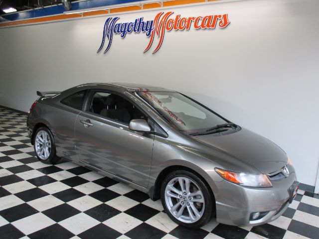 2007 HONDA CIVIC SI COUPE 113k miles Here is a great running new car trade in that has just arriv