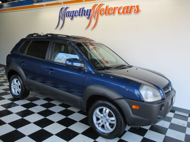 2006 HYUNDAI TUCSON GLS 27 2WD 77k miles Here is a great running one owner new car trade in tha