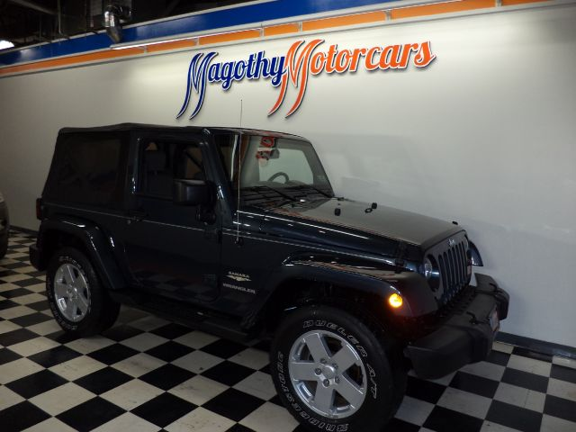 2007 JEEP WRANGLER SAHARA 42k miles Here is a very low mile JK that has just arrived This jeep off
