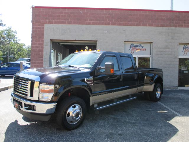 2009 FORD F-350 SD LARIAT CREW CAB LONG BED DRW 4WD 127k miles THE PRICE IS VERY LOW BECAUS EOF 2
