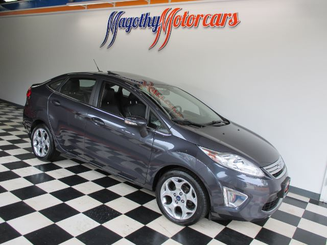 2012 FORD FIESTA SEL SEDAN 67k miles Here is a great running one owner new car trade in that has