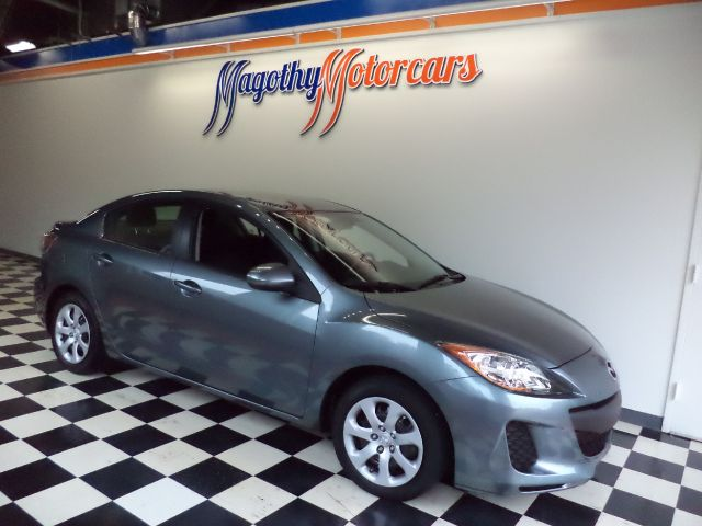 2012 MAZDA MAZDA3 I SPORT 4-DOOR 31k miles Here is a very clean one owner car that has just arrive