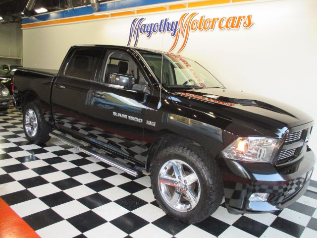 2012 RAM 1500 SPORT CREW CAB 4WD 47k miles Here is a very nice truck we are selling for a friend