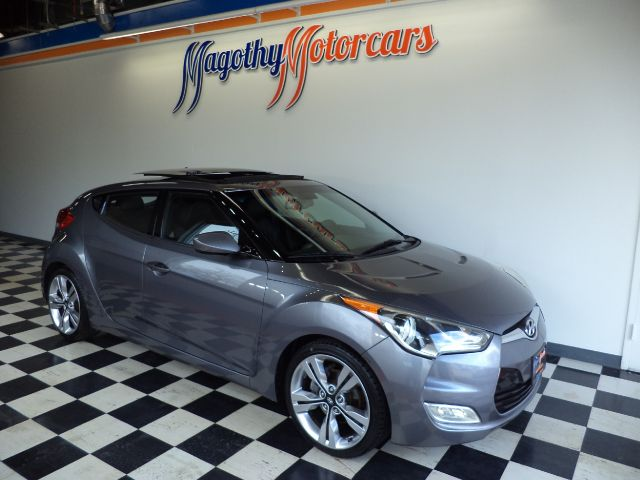 2012 HYUNDAI VELOSTER BASE 118k miles Here is a great running Veloster that has just arrived This