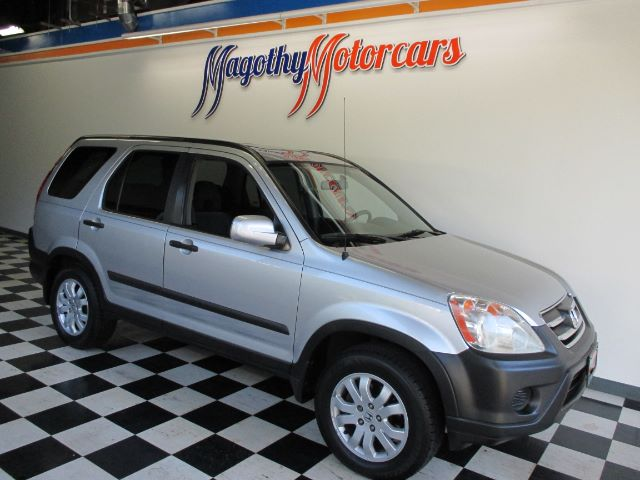 2006 HONDA CR-V EX 4WD AT 84k miles Here is a great running one owner new car trade in that has