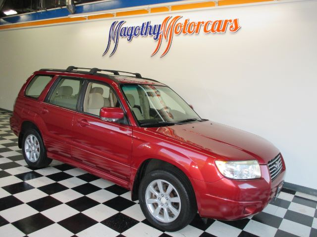 2007 SUBARU FORESTER 25X PREMIUM 85k miles Here is a great running local new car trade in  This