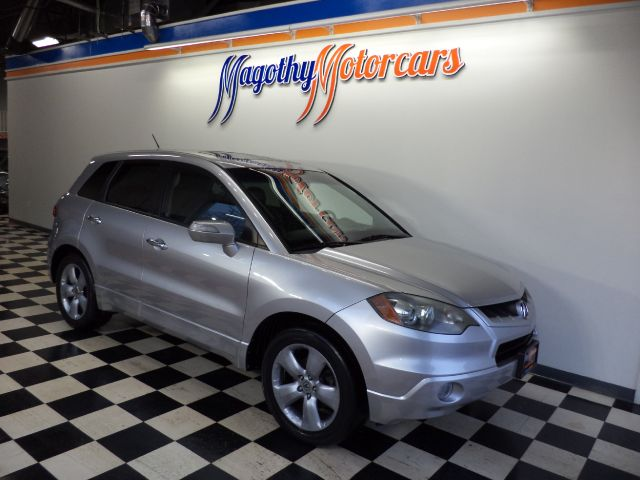 2008 ACURA RDX 5-SPD AT 112k miles Here is a very nice new car trade in that has just arrived Th