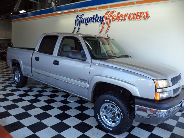 2004 CHEVROLET SILVERADO 2500 LT CREW CAB 2WD 109k miles Here is a very clean LT 2500 that has jus