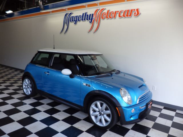 2002 MINI COOPER S 54k miles Here is a great running local new mini trade in that has just arrive