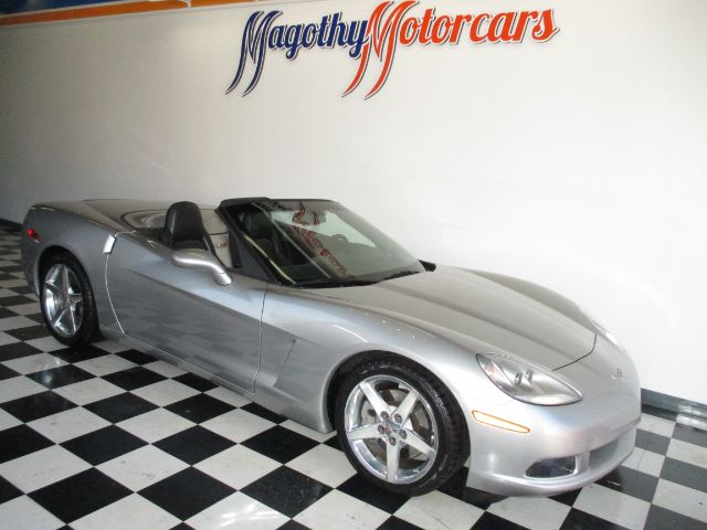 2005 CHEVROLET CORVETTE CONVERTIBLE 13k miles Here is a very clean local new car trade in This C