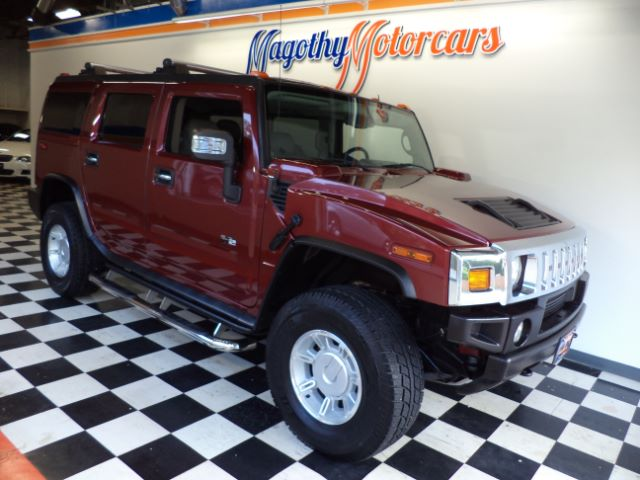 2004 HUMMER H2 SPORT UTILITY 88k miles Here is a very clean H2 that has just arrived This Hummer