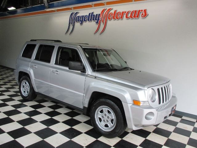 2010 JEEP PATRIOT SPORT 4WD 109k miles Here is a great running one owner well serviced Patriot t