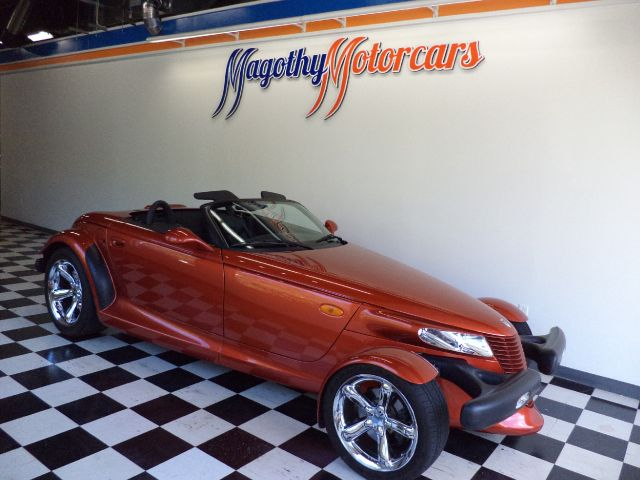 2001 CHRYSLER PROWLER BASE 17k miles Here is a very clean  one owner car that has just arrived Th