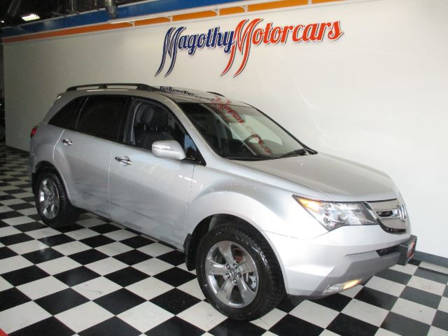 2008 ACURA MDX SPORT PACKAGE WITH REAR DVD SYSTEM 90k miles Here is a great running local new car