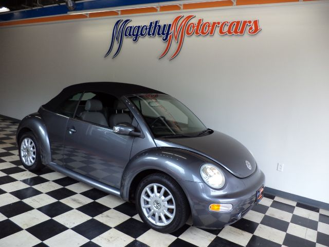 2005 VOLKSWAGEN NEW BEETLE GLS 20L CONVERTIBLE 49k miles Here is a very clean low mileage convert