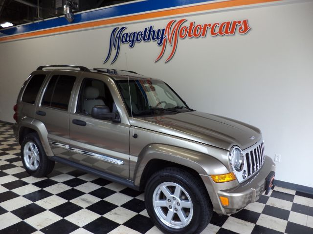 2006 JEEP LIBERTY LIMITED 4WD 69k miles Here really is a clean Limited that has just arrived This