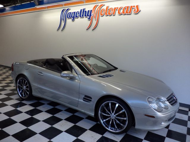 2003 MERCEDES-BENZ SL-CLASS SL500 128k miles Here is a great running local new car trade in that h