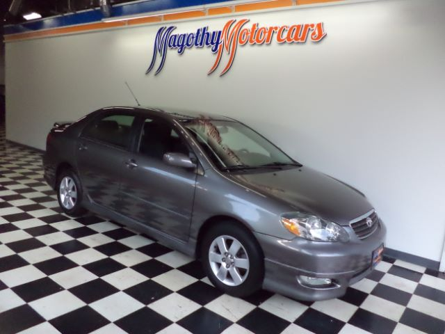 2005 TOYOTA COROLLA S 124k miles Here is a great running new car trade in that has just arrived