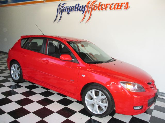 2008 MAZDA MAZDA3 S SPORT 5-DOOR 48k miles Here is a great running 1 owner local new car trade i