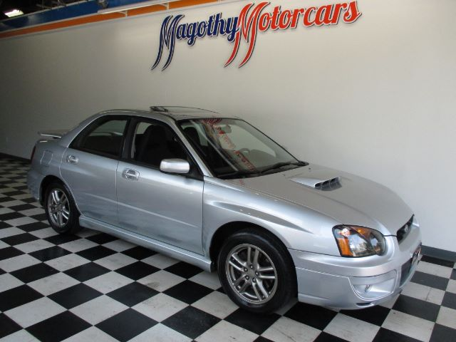2005 SUBARU IMPREZA WRX 60k miles Here is a great running local new car trade in This Impreza WR