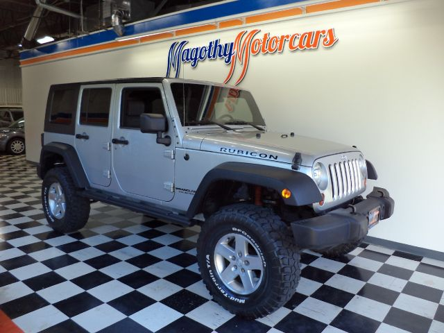 2007 JEEP WRANGLER UNLIMITED RUBICON 4WD 99k miles Here is a great running Rubi