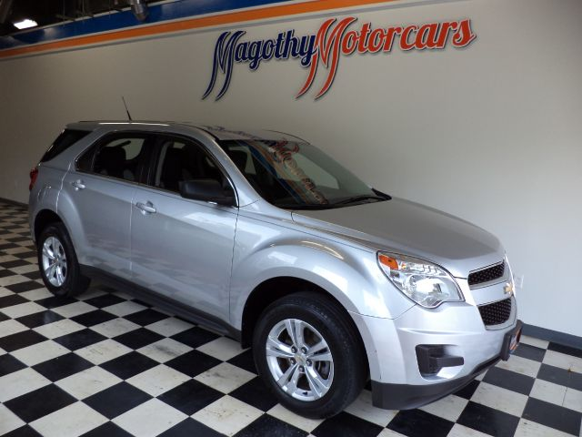 2011 CHEVROLET EQUINOX LS 2WD 68k miles Here is a nice one owner local new car trade in  This Eq